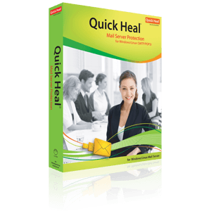 Quick Heal Mail Protection for Windows